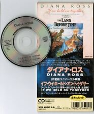 """DIANA ROSS If We Hold On Together~THE LAND BEFORE TIME JAPAN 3"""" CD WMD5-4012"""