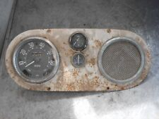 BMC AUSTIN LEYLAND MORRIS 420 FG 3.9 DASHBOARD DASH PANEL & CLOCKS SPEEDO GAUGE