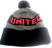 Manchester United Hat Pom Pom Bobble Football Gifts