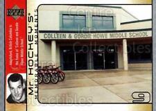 2003-04 Upper Deck Mr. Hockey #27 Gordie Howe