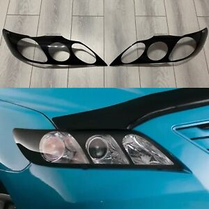 For Toyota Camry XV40 2006-2008 Headlight Cover Mask Glasses