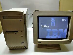 IBM Aptiva  - Vintage PC Computer - Model 31-G - Windows 98