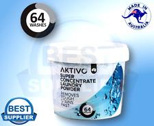 Laundry Washing Machine Powder 2kg 64 washes Australia Made Same Day Shipping