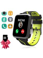 Kids Smart Watch 2way Calling&Phone, LBS Tracker,MP3 Player,SOS,Alarm,Flashlight