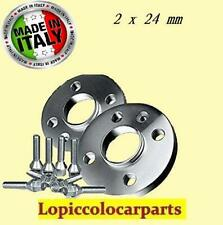 2 DISTANZIALI  Fiat/lancia (4x98) 58.1 da 24 mm+bulloni FIAT COUPE'