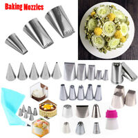 Accessories Cake Decorating Ice Cream Tool Baking Mold Icing Piping Nozzles