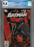 Batman 655 1st Damien Grant Morrison CGC 9.8 WP DC Comics 2006 1st Print Joker