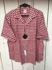 Brooks Brothers Est 1818 men's  short sleeve shirt size XL Retail $89.50