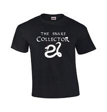 The Snake Collector | Funny Snake T-shirt For Men