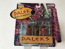 DALEK ROLL-A-MATICS DALEKS. PRODUCT ENTERPRISE LTD.
