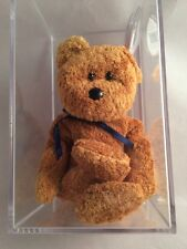 """TY BEANIE BABY """"FUZZ"""" Very Rare 1998 Collectible with 6 Tag Errors."""