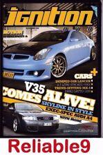 Datto 1200+GSR Lancer+V35 SKyline- Ignition Edition 030 DVD All region 2hrs 2007