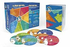 ONCE UPON A TIME LIFE / MAN / AMERICAS / SPACE box set  DVD - PAL Region 2 - New