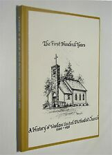 History of the Wollham United Methodist Church 1889-1989 Owensville MO Missouri