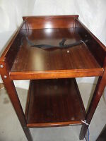 Used Balmoral Heritage Change Table Baby Changing Station 2 Tier