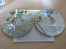 AEROSMITH - THE ESSENTIAL - RARE DOUBLE EURO PROMO CD!!!!!!!!!!!!!!!!!