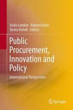 Public Procurement, Innovation and Policy : International Perspectives (2013,...