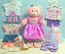 Build a Bear Disney Princess Crown - Dress, Girls Clothes, Fairy, Shoes, Pj's