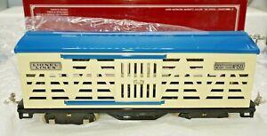 1989 LIONEL CLASSIC STANDARD GAUGE 1513 CATTLE CAR 6-13600 NEW IN BOX