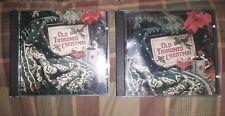 OLD FASIONED CHRISTMAS VOL 1 & 2 CDS- REBA, BRENDA LEE, LORETTA LYNN *VINTAGE