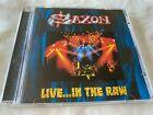 Saxon - Live in the Raw CD 2000 Zoom Clu...
