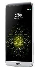 "TELEFONO LG G5 5.3"" QUAD HD QUAD CORE 32GB 4GB RAM 4G LTE SILVER"