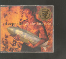 "LED ZEPPELIN ""WHOLE LOTTA LOVE"" 1997 ATLANTIC 30th Anniversary Australia ORO CD"