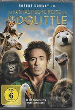DVD-GROSSES KINO -ROBERT DOWNEY JR.-DIE FANTASTISCHE REISE DES DR DOLITTLE -2020