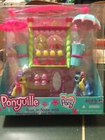 My Little Pony Ponyville Rain or Shine with Merriweather & Shenanigans NEW 2007