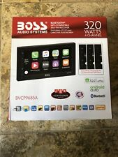 """BOSS Audio Systems 6.75"""" BVCP9685A Apple Car Play Android Auto Multimedia Player"""