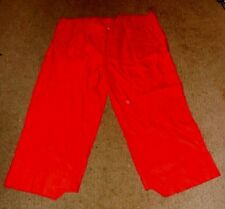 Taking Shape BNWOT Plus Size 24 Red Leg Feature Pant RRP $ 109.95