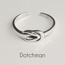 925 Sterling Silver Adjustable Karina Toe Ring