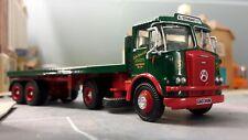 1971 Stobart Seddon Atkinson Borderer Artic Lorry & Trailer Hornby 1:76 00 OO