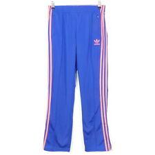 ADIDAS Jogginghose Jogg Pants Blau Pink Gr. 38 M