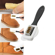 Boot Shoes Cleaner  Side Shoe Cleaning Brush Suede Nubuck