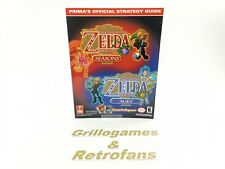 Official Strategy Guide The Legend of Zelda Oracle of Seasons & Ages Nintendo