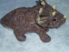 "2008 Triceratops Kota and Pals Hatchling Playskool 9"" Interactive Dinosaur 08847"