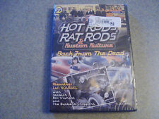 Hot Rods, RAT Rods & Kustom Kulture: Back From The Dead (DVD, 2006) BRAND NEW