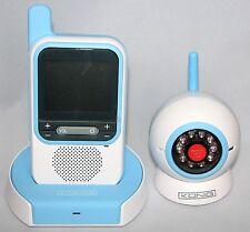 NUOVO Wireless Audio Video Baby Monitor di sistema di sicurezza, INFRA RED NIGHT VISION
