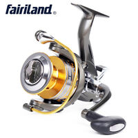 10BB Spinning Reel Left/Right Handle Aluminum Alloy Fishing Wheel a Spare Spool