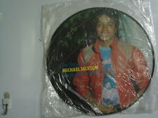 MICHAEL JACKSON The Story of by JERRY COWAN Picture Disc SEALED LP STEMRA