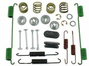 For 1984 Chrysler Executive Sedan Drum Brake Hardware Kit Rear 69787ZJ