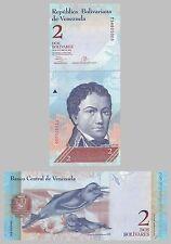 Venezuela 2 Bolivares 2013 p88f unc.