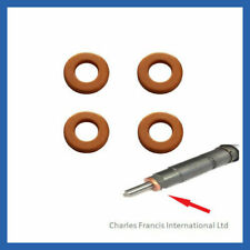 FOR FORD FOCUS C-MAX 1.8 TDCi SIEMENS COMMON RAIL DIESEL INJECTOR COPPER WASHER