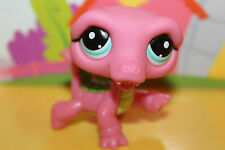 LPS Littlest Pet Shop Figur Krokodil #1464 Special Edition, super niedlich