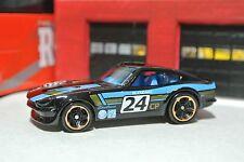 Hot Wheels Datsun 240Z - Black - Loose - 1:64 24
