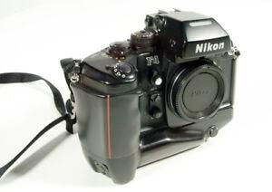 Nikon F4s + MB-21 + Original Box ***VERY GOOD CONDITIONS***