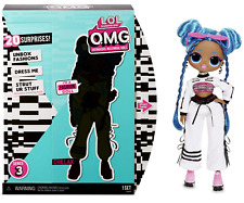 Lol Surprise! Series 3 OMG Chillax Fashion Doll with 20 Surprises - New