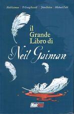 il Grande libro di NEIL GAIMAN ed.Magic Press NUOVO sconto 50%