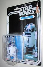 "Star Wars 6"" Black Series R2-D2 ARTOO DETOO 40th Anniversary Series MOC Kenner"